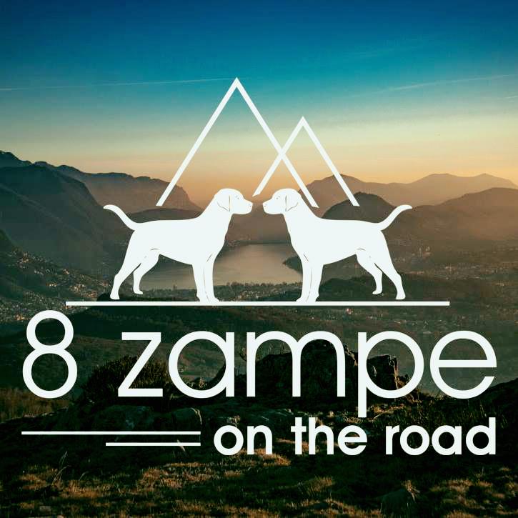 8 zampe on the road